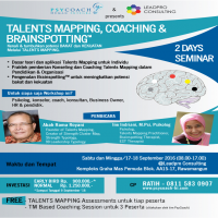 Talents Mapping Coaching and Brainspotting